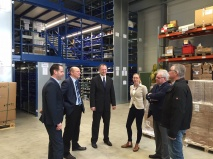 Besuch bei Engine Power Systems (EPS) in Beesten