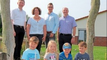 Mathias Demberger leitet Familienzentrum in Freren