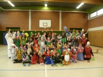 Rosenmontags - Karneval in Messingen