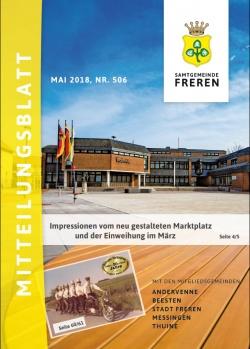 samtgemeinde freren mitteilungsblatt