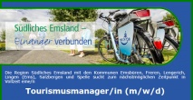 Tourismusmanager/in (m/w/d) gesucht